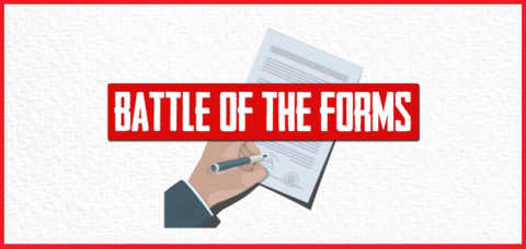 Battle of forms deel 3